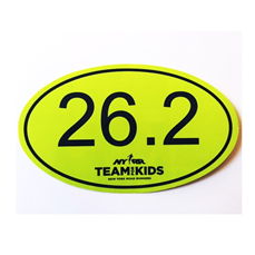 TFK 26.2 Sticker